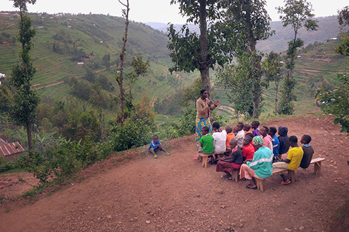Workshops and tours - Rwanda